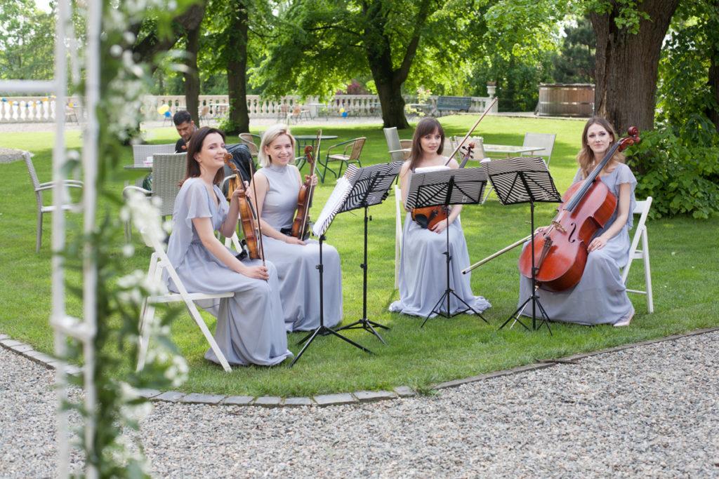 forum kwartet muzyka na ślub